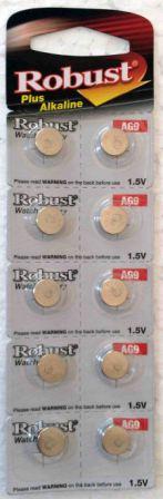 Элемент питания  Robust G9 (10)