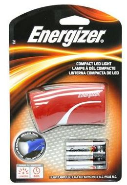 Фонарь Energizer FL Pocket Light + 3AAA