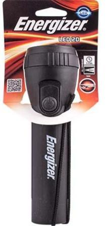 Фонарь Energizer Plastic Light 2xD(LR20)