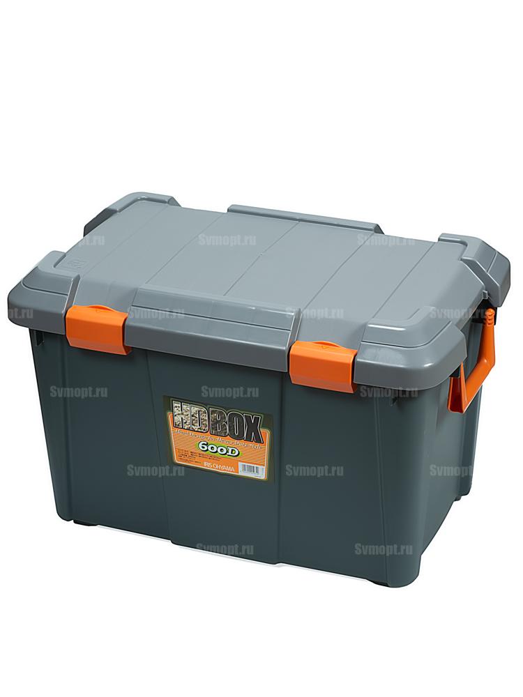 Экспедиционный ящик IRIS HD BOX 600D, 45 литров   /6
