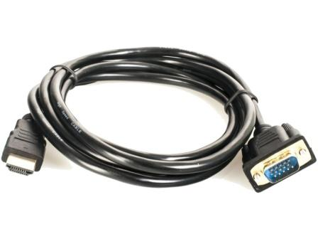 "Кабель ""SGL"" VGA-HDMI 5m (1592-550)"