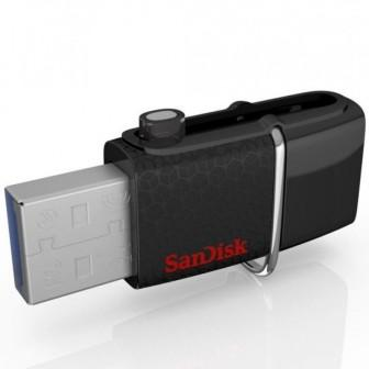 USB флэш-диск SanDisk 64GB Ultra Dual OTG Black