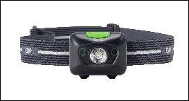 Фонарь налобный светодиодный GP PH15E
