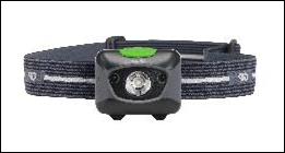 Фонарь налобный светодиодный GP PHR15E