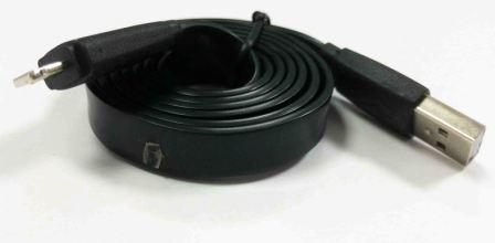 USB кабель для iPhone 32214 5/5S/5C/6/6+ black