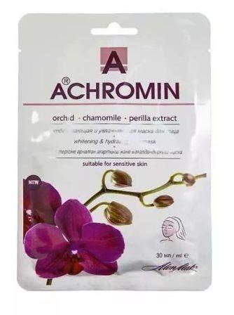 """Маска отбел. для лица """"Achromin Classique"""" с экстрактом орхидеи 30мл"""