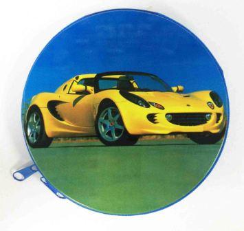 Металлическая сумка для дисков CD-24 Lotus /20