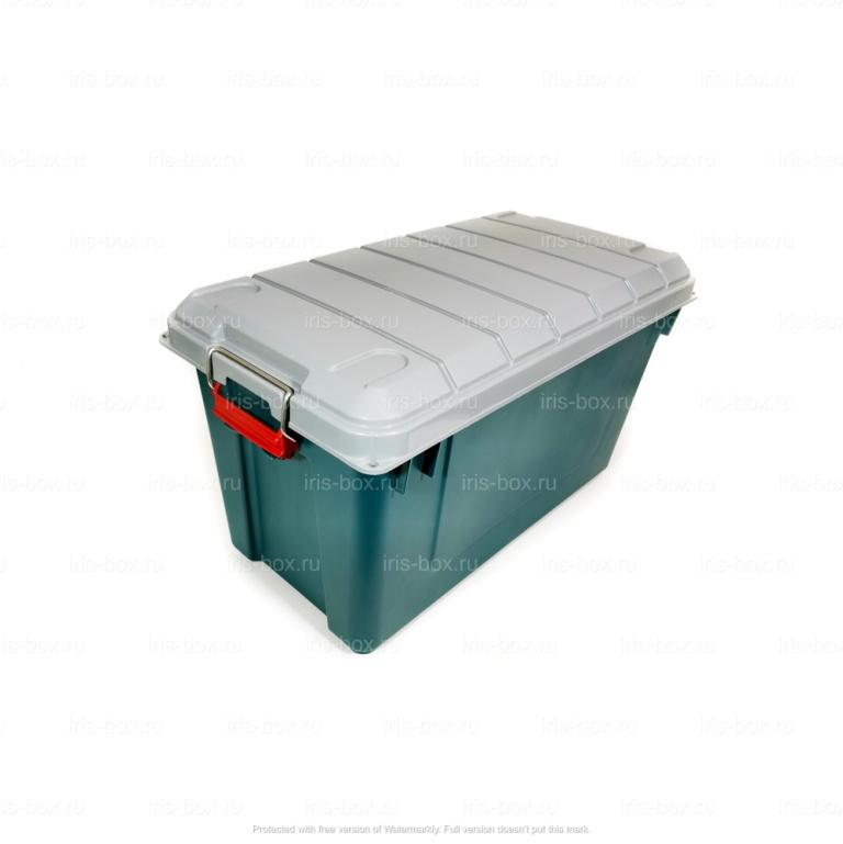 Экспедиционный ящик IRIS RV BOX 700, 62 литра /4