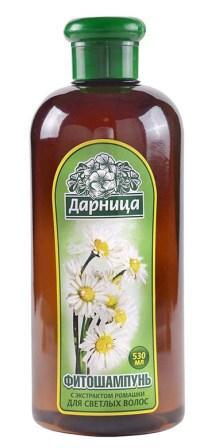 Дарница Шампунь Ромашка 530 мл. /20