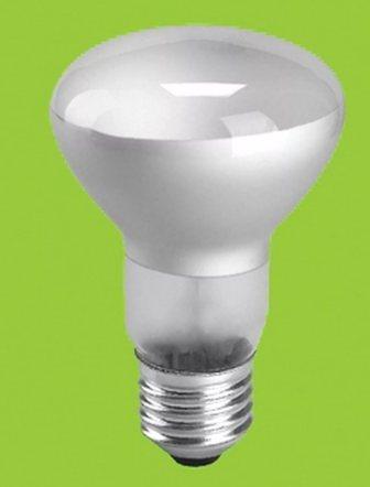 Лампа накаливания рефлекторная RF-R63 FR 40Вт Е27