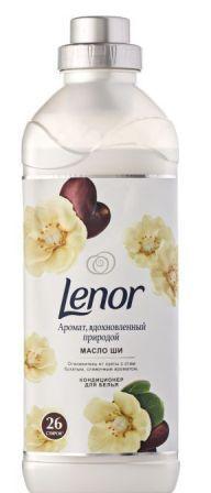 LENOR Концентрированный кондиционер для белья Масло ши 910мл