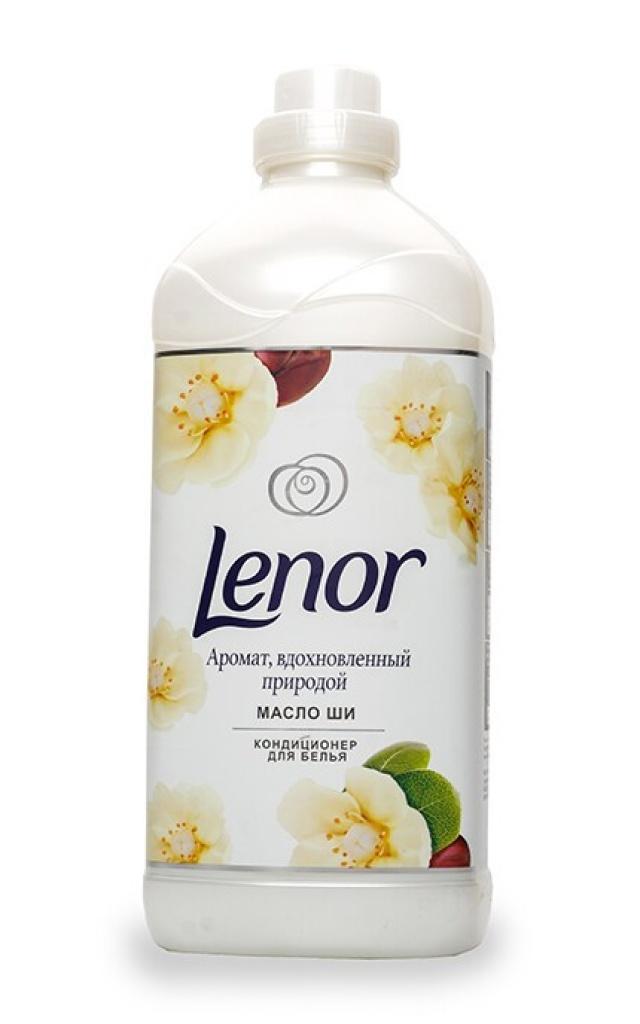 LENOR Концентрированный кондиционер для белья Масло ши 1.785л