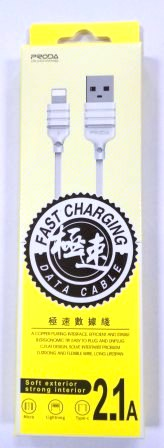 Кабель PRODA FastCharging Series PD-B15i, iPhone, 1м