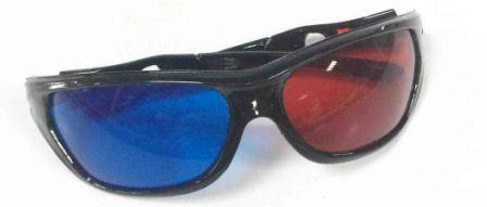 Очки 3D пластик