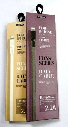 Кабель PRODA Fons series PD-B18i