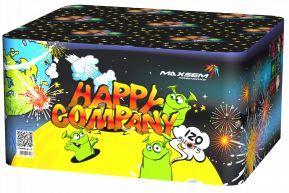 "Батарея салютов ""HAPPY COMPANY""  120 залпов * 1.2""  1/1"