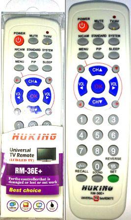 Универсальный пульт Huking RM 36 E+  2*ААА