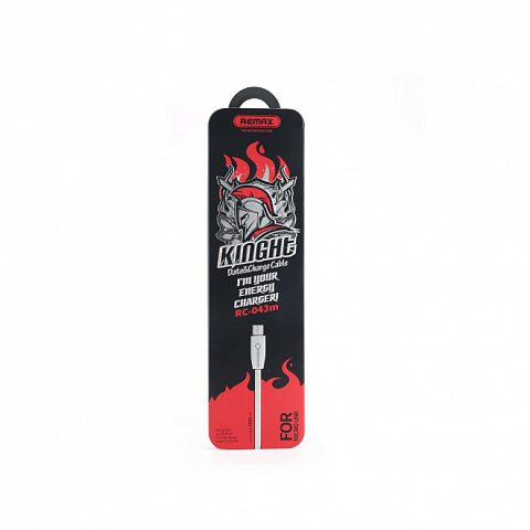 Кабель ReMax Knight RC-043m microUsb