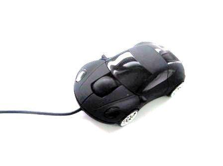 """Мышь """"Авто"""" FC-2089 Black, USB, 1000dpi"""