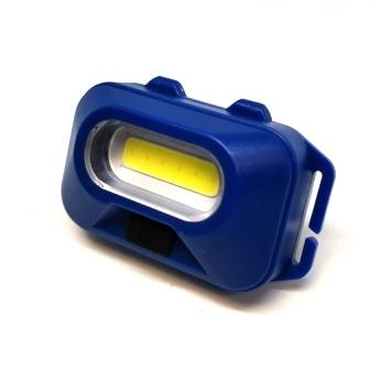 Фонарь налобный BAILONG BL-5088. 5W 1*COB LED, 3*ААА