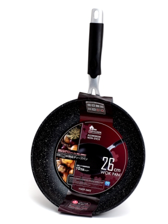 Сковорода мрамор. d 2601 Fry Pan