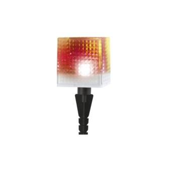 SP-PL20-CUB ЭРА Садовый светильник на солнечной батарее 20см