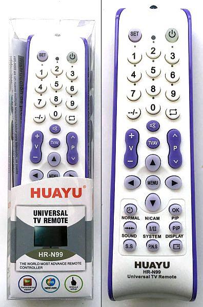Универсальный пульт HR-N99