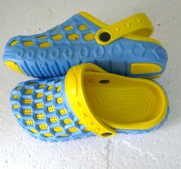 """Тапочки женские""""Кроксы"""" HS-510"""