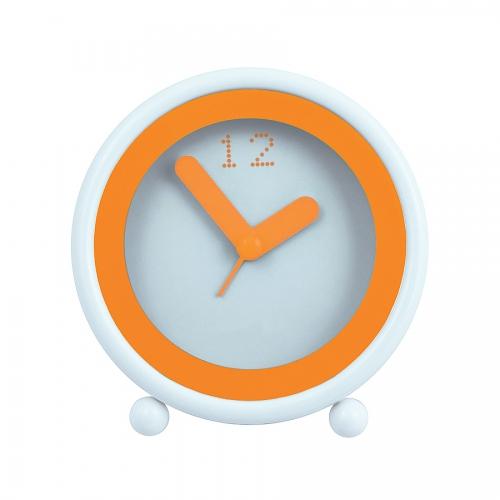 Часы-будильник СТАРТ AC/PL MODERN 24 оранжевый