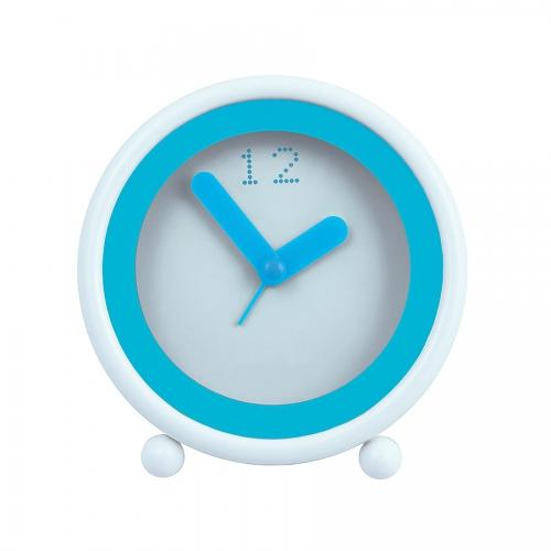 Часы-будильник СТАРТ AC/PL MODERN 26 синий