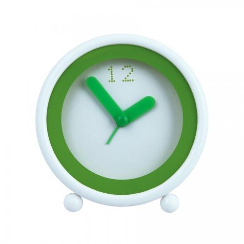 Часы-будильник СТАРТ AC/PL MODERN 27 зелёный