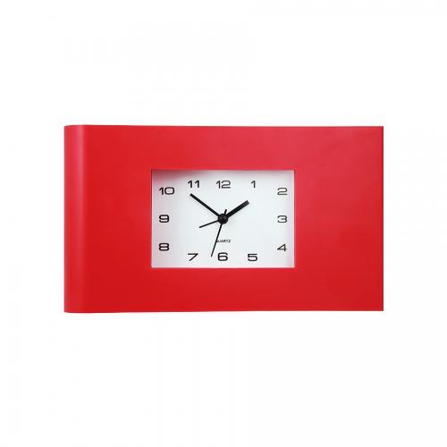 Часы-будильник СТАРТ АСPL MINIMAL 15 красный