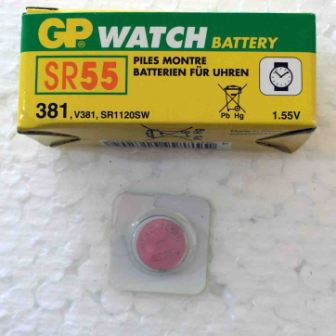 Элемент питания GP 381-BC1 (SR1120, SR55)