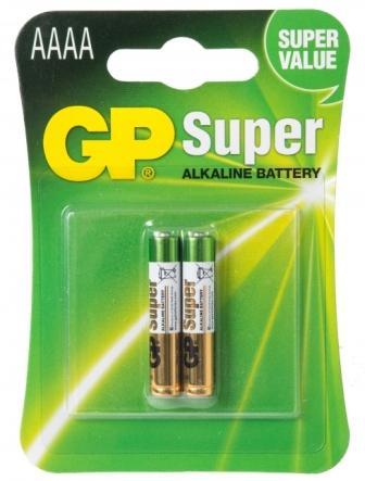 Элемент питания GP 25A-2UE2 (AAAA) BL-2 /20