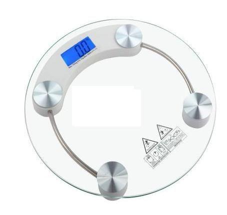 Весы напольные PH-2015A, стекло  (до 180 кг/100гр) 1*CR2032