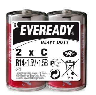 EVEREADY HD C (R14) SPH2 E301156000 1/12