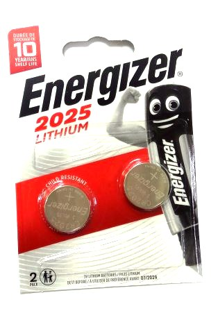 Элемент питания ENR CR2025 Lithium S FSB2 E301021501 1/10