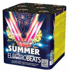 "Батарея салютов ""SUMMER ELECTROBEATS""  49 залпов * 1.2""  1/2"