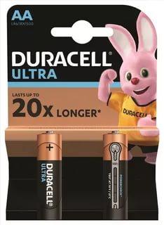 (док.) Эл.питания Duracell LR6 к-т2 ULTRA POWER 1/20