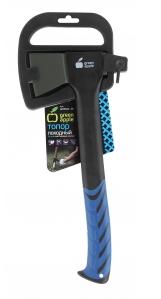 GATP024-35 GREEN APPLE Топор походный 35 см с пластиковым чехлом