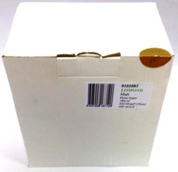 Lomond  10X15 180г/м2 Матовая бумага 600л