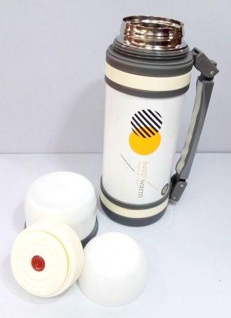 Термос металлический QE-889  2000ml