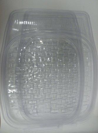Коврики а/м HXTY, силикон. резина, 5шт., светл