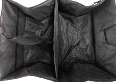 Органайзер в багажник авто, 3х секционный + 6 карм