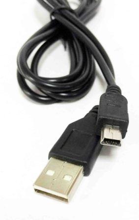 """Кабель """"SGL"""" USB-USB(mini) , 1,5м (3s)"""