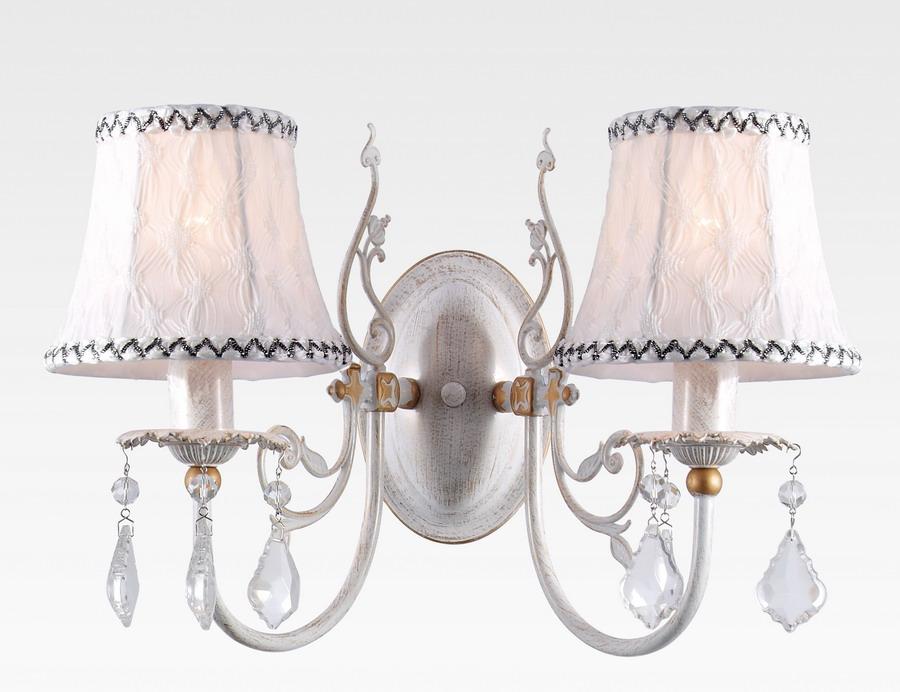 Светильник  Rivoli Belinda-W-2xE14-60W-Cream