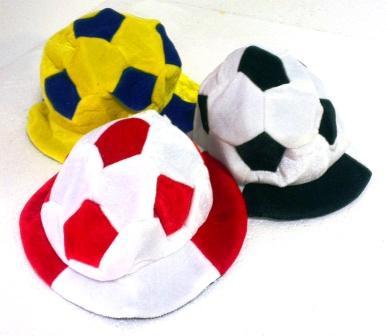4-15 шляпа футбольный мяч панама