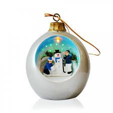 СТАРТ NL LED Шар Снеговик