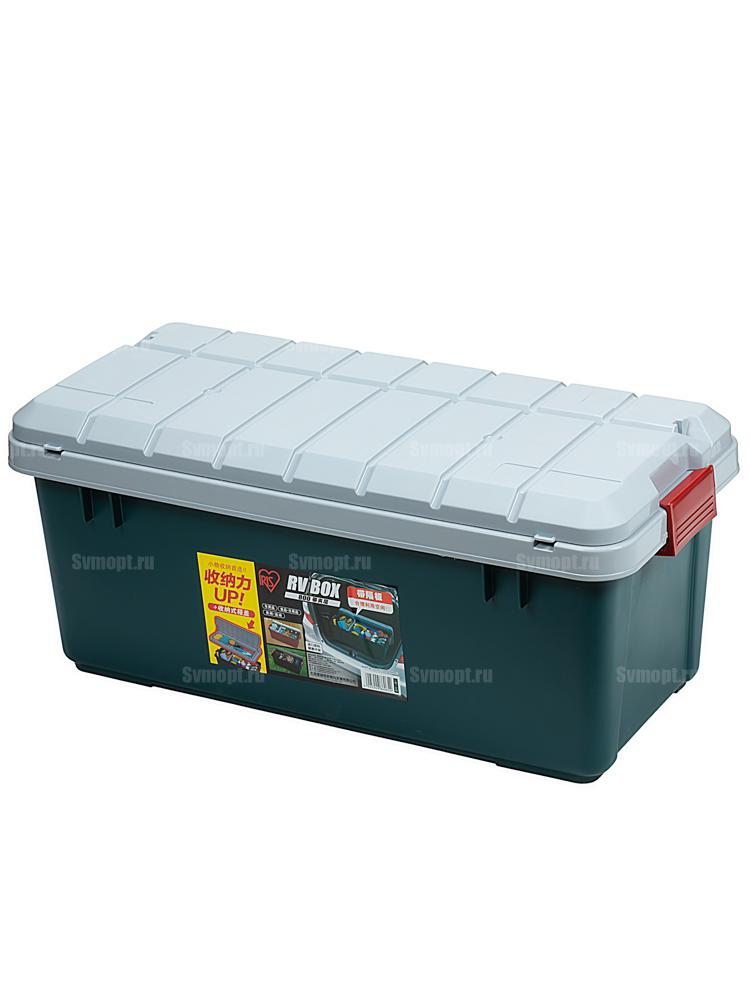Экспедиционный ящик IRIS RV BOX 800 c двойной разделенной крышкой /4