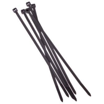 Хомут нейлон 8,8х720мм для стяжки, черный (100шт.)